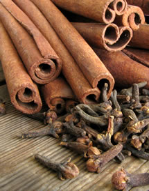 cinnamon and cloves photo