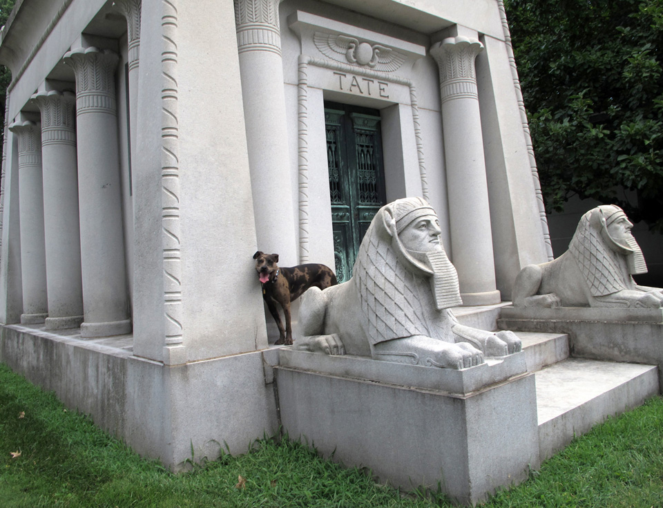 Bellefontaine Cemetery, St. Louis, MO