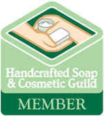 Handcrafted Soap & Cosmetic Guild logo
