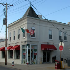 DeGregorio's Market, the Hill St. Louis