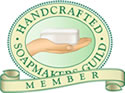 Handcrafted Soapmakers Guild logo