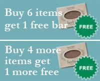 buy 1 get 1 free, then buy 4 get 1 free