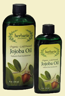 jojoba oil is a wonderful moisturizer