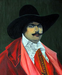 luigi barbaforte painting