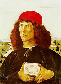 Botticelli loves Herbaria all natural handmade Italian Bergamot soap