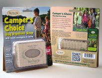 Camper's Choice Soap With Case
