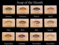 Soap of the Month Clubs