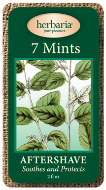 7 Mints Aftershave