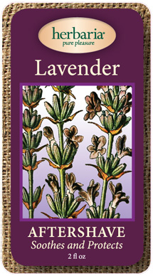 Lavender Aftershave