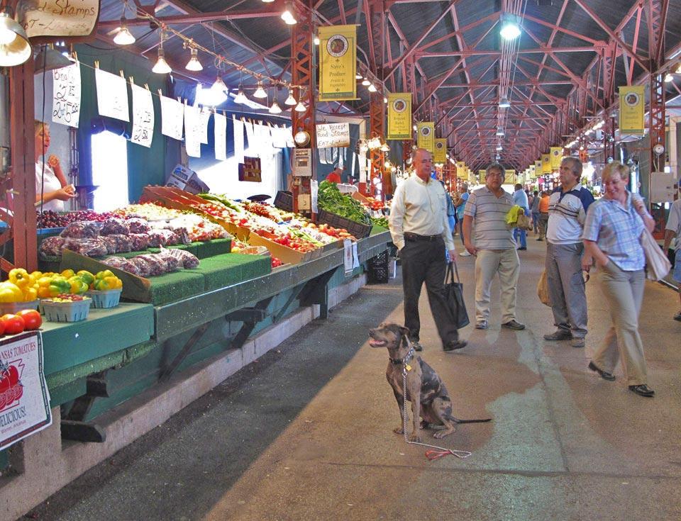 Soulard Farmer's Market