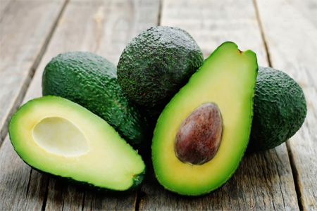 Avocado Oil comes from avocados of course.