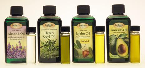 Herbaria all natural cold-pressed Avocado Oil