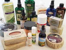 Popular Soaps and Products