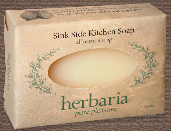 Sinkside Kitchen Soap
