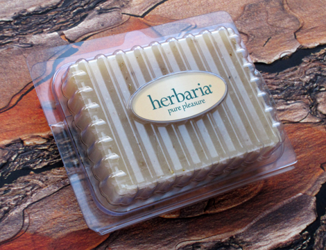Herbaria Stow 'n Go Soap Dish