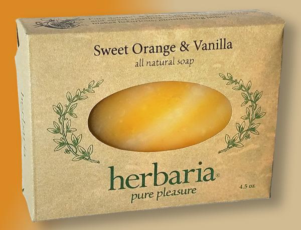 Sweet Orange and Vanilla