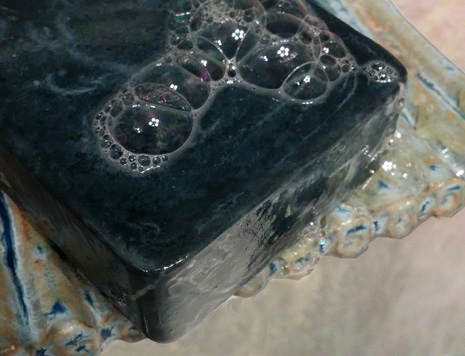 activated charcoal soaps