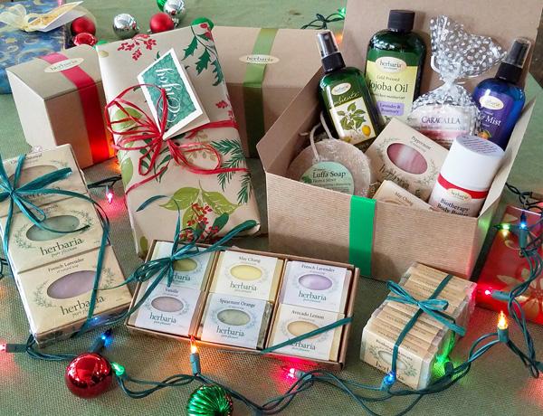Herbaria Christmas Gifts