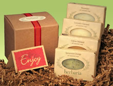 soap makes great gifts