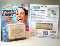 Traveler's Choice Soap With Case
