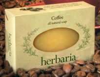 Herbaria all natural Coffee soap