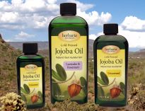 Herbaria cold pressed Jojoba Oil unscented and scented