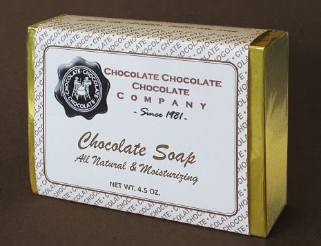 Chocolate Chocolate Chocolate Soap